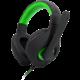 C-TECH Nemesis V2 GHS-14G, černá/zelená