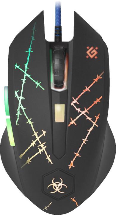 Defender Forced GM-020L, černá