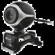 Trust Exis Webcam - černo-stříbná