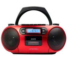 Aiwa BBTC-550RD, červená