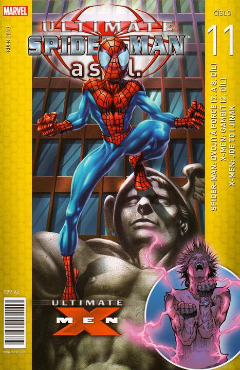 Komiks Ultimate Spider-Man a spol., 11.díl, Marvel