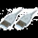 PremiumCord USB 2.0 A-A M/M 2m propojovací  + Při nákupu nad 500 Kč Kuki TV na 2 měsíce zdarma vč. seriálů v hodnotě 930 Kč