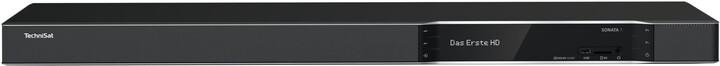 TechniSat Sonata 1, černá