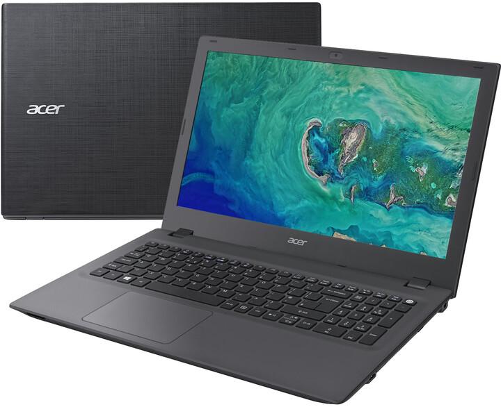 Acer Aspire E15 (E5-573G-30RY), šedá