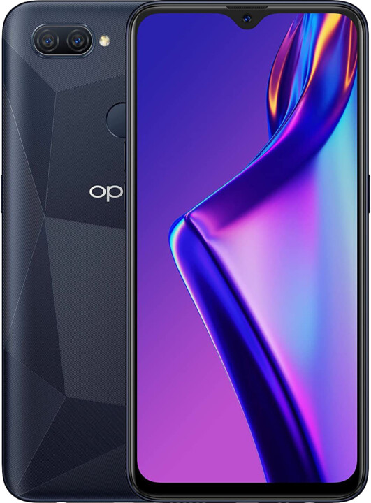 Oppo A12, 3GB/32GB, Black
