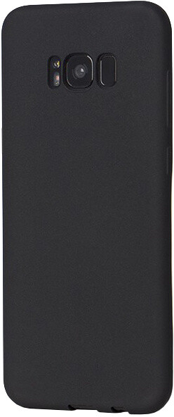 EPICO SILK MATT pružný plastový kryt pro Samsung Galaxy S8 - černý
