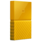 WD My Passport - 2TB, žlutá  + Voucher až na 3 měsíce HBO GO jako dárek (max 1 ks na objednávku)