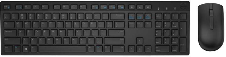 Dell KM636, černá, SK