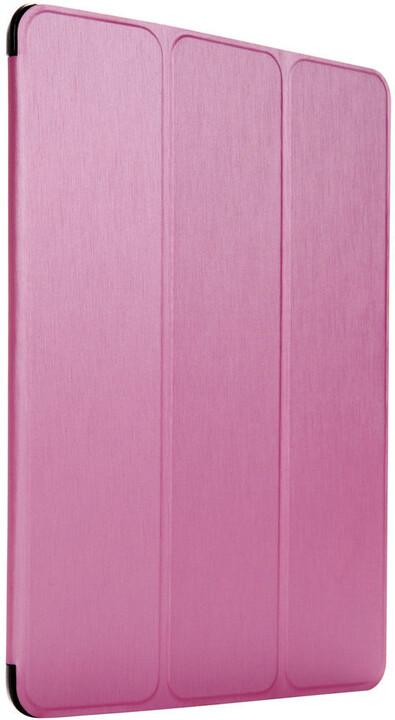 Verbatim pouzdro Folio - Flex pro iPad Air, růžová