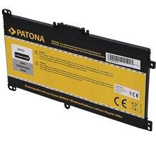 Patona baterie pro ntb HP Pavilion X360 (BK03, BK03XL), 3400mAh, 11.55V, Li-Pol - PT2836