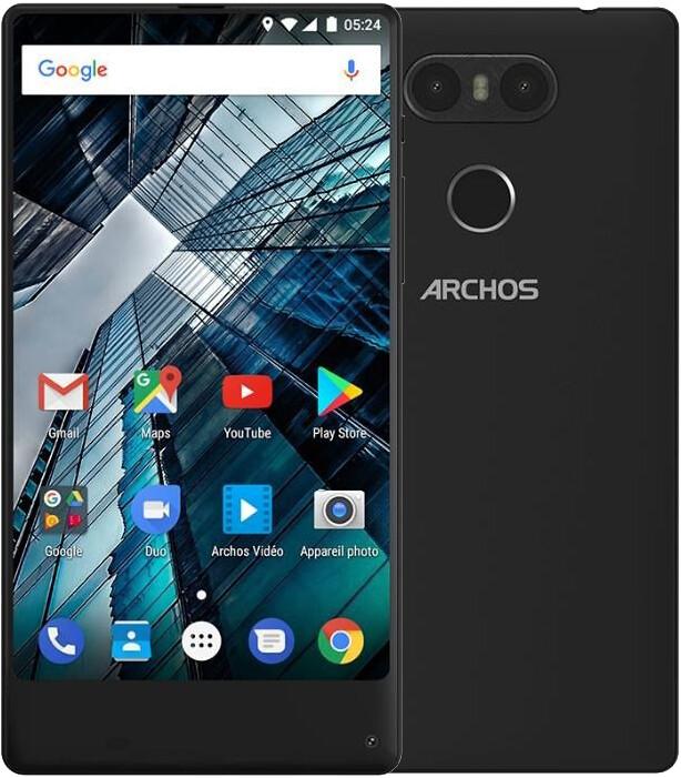 Archos Sense 55S - 16GB, černá