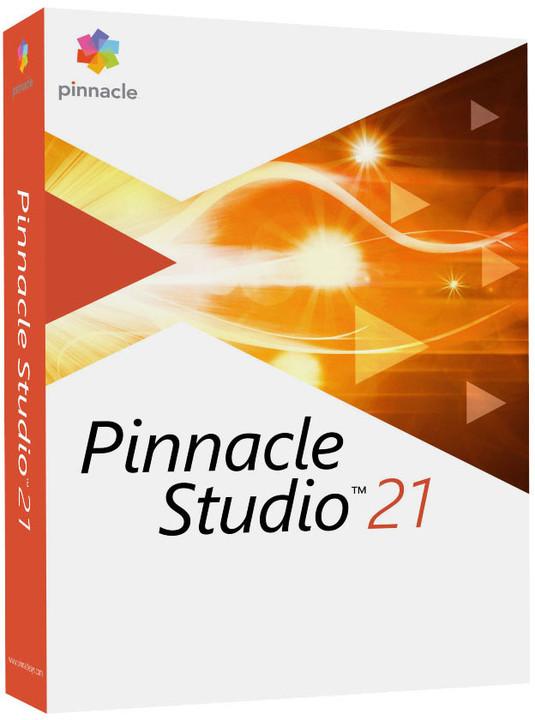 Corel Pinnacle Studio 21 Standard ML EU