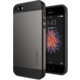 Spigen Slim Armor kryt pro iPhone SE/5s/5, gun metal  + Voucher až na 3 měsíce HBO GO jako dárek (max 1 ks na objednávku)