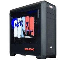 HAL3000 MČR Finale RTX 2060, černá