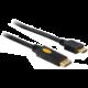 DeLock DisplayPort samec na HDMI samec, 5m  + Voucher až na 3 měsíce HBO GO jako dárek (max 1 ks na objednávku)