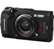 Olympus TG-5, černá + Power Kit - FTDFOMTG5X060 + Olympus TOUGH Adventure Pack (v ceně 1 490 Kč)