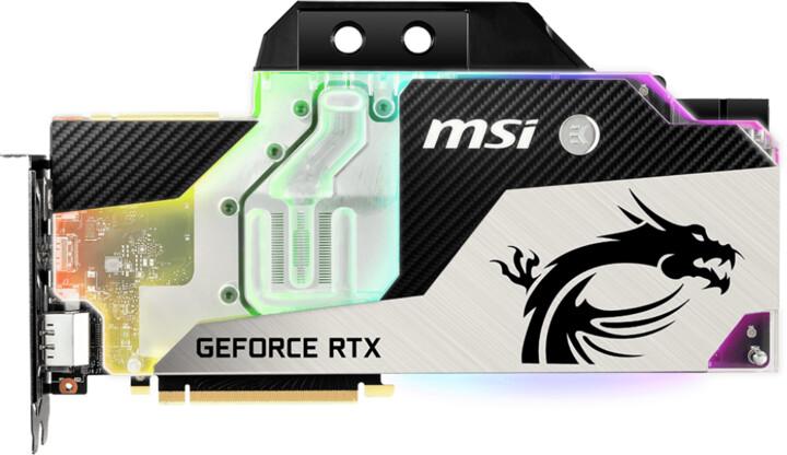 MSI GeForce RTX 2080 SEA HAWK EK X, 8GB GDDR6