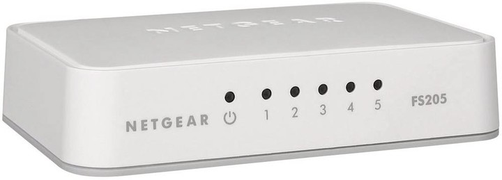 NETGEAR FS205