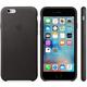 Apple iPhone 6s Leather Case, černá