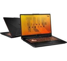 ASUS TUF Gaming A17, černá Servisní pohotovost – vylepšený servis PC a NTB ZDARMA + Elektronické předplatné deníku E15 v hodnotě 793 Kč na půl roku zdarma