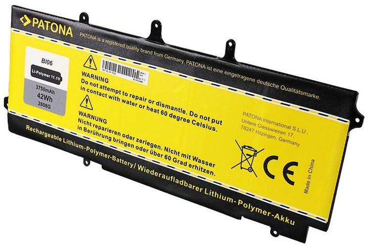 Patona baterie pro ntb HP EliteBook 1040 3750mAh Li-pol 11,1V BL06