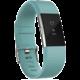 Fitbit Charge 2, S, modrozelená  + Voucher až na 3 měsíce HBO GO jako dárek (max 1 ks na objednávku)