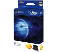 Brother LC-1280XLY, yellow - LC1280XLY