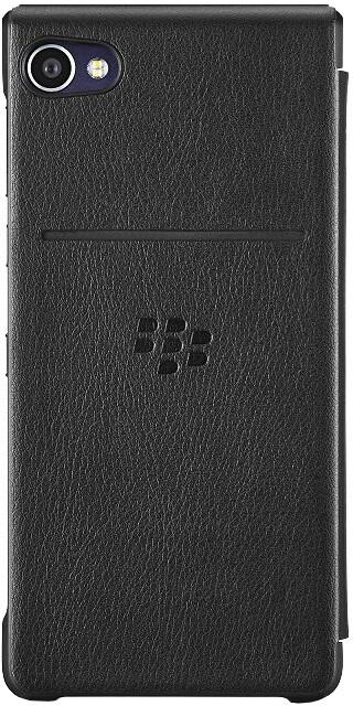 BlackBerry flipové pouzdro kožené Privacy pro BlackBerry Motion, černá