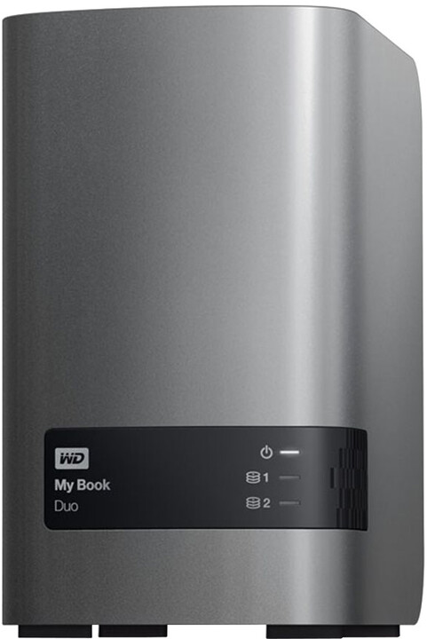 "WD My Book Duo, 3,5"", USB3.0 - 16TB"