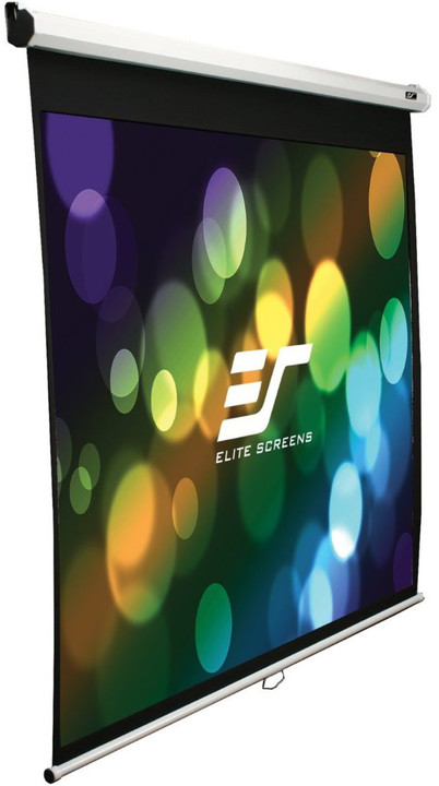 "Elite Screens plátno roleta 150""(381 cm)/ 4:3/ 228,6 x 304,8 cm/ case bílý"