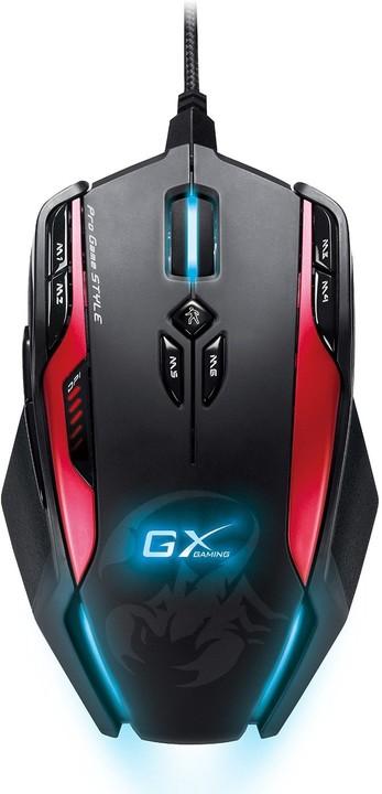 Genius GX-gaming Gila, černá