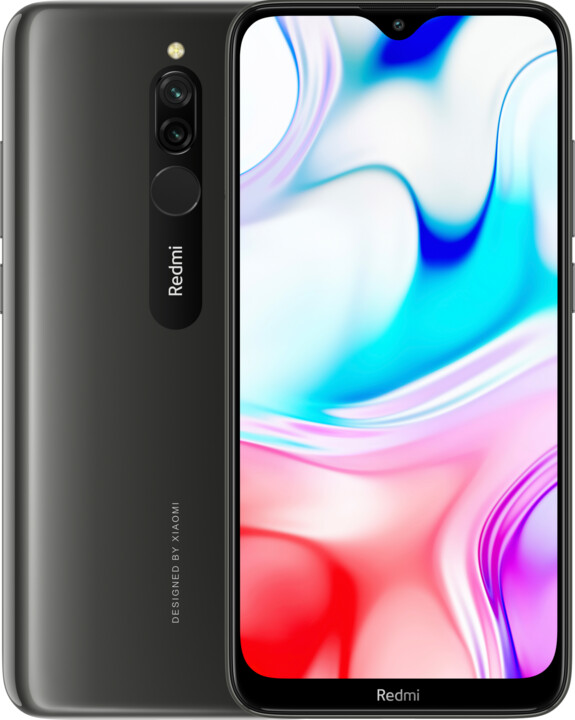 Xiaomi Redmi 8, 4GB/64GB, Onyx Black