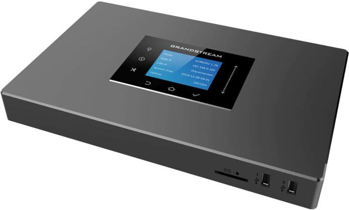 Grandstream UCM6302, IP pobočková ústředna