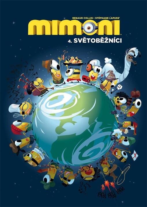 Komiks Mimoni: Světoběžníci, 4.díl