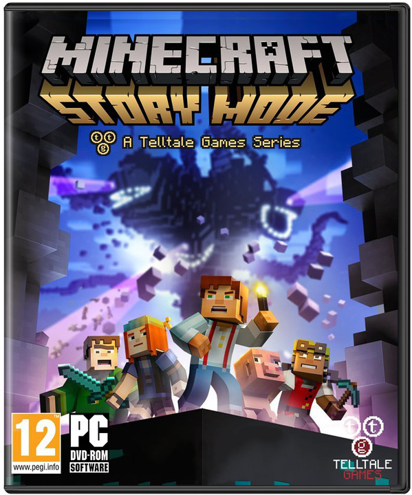 Minecraft: Story Mode - PC