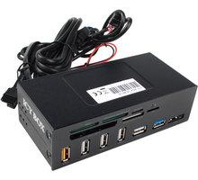 """ICY BOX IB-867-B, 5,25"""", USB 3.0"""
