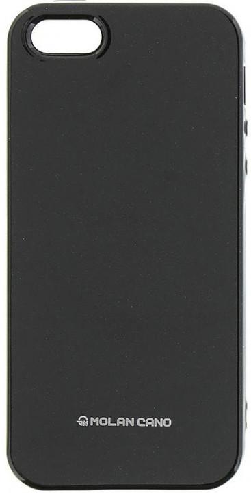 Molan Cano Jelly TPU Pouzdro pro Huawei P Smart, černá