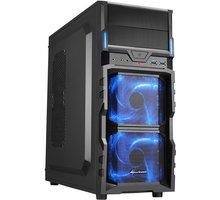 Sharkoon VG5-V, černá - 4044951017478