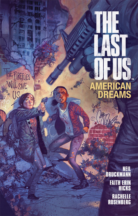Komiks The Last of Us: American Dreams (EN)