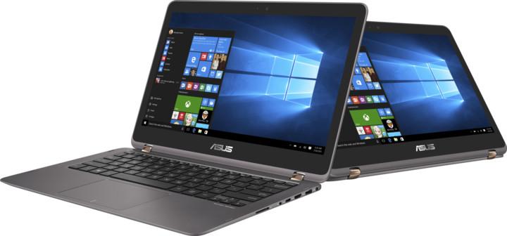 ASUS ZenBook Flip UX360UAK, šedá