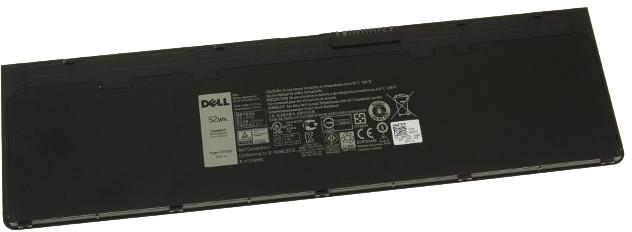 Dell Baterie 4-cell 52W/HR LI-ION pro Latitude E7250