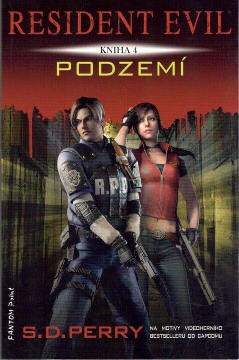 Kniha Podzemí - Resident Evil 4
