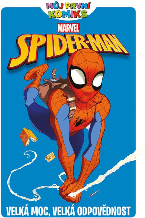 Komiks Spider-Man: Velká moc, velká odpovědnost