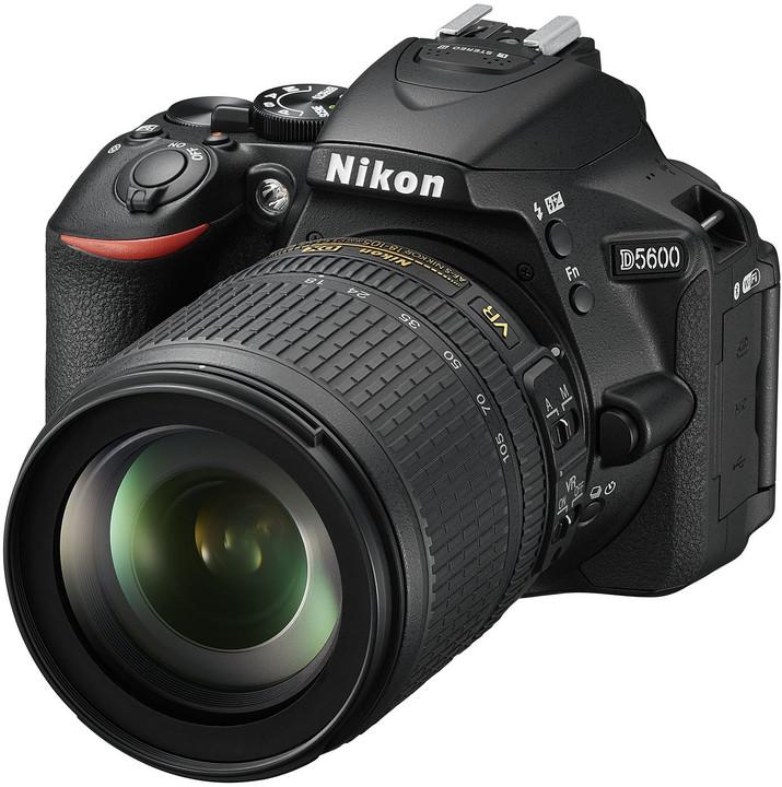 Nikon D5600 + 18-105 AF-S DX VR