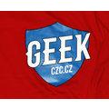 Bonus tričko GEEK pánské - modrá, XL