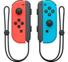 Nintendo Joy-Con (pár), červený/modrý (SWITCH) - NSP080