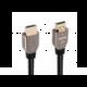 Promate kabel ProLink8K-200 HDMI, M/M, 8K@60Hz, High Speed Ethernet, pozlacené kontakty, 2m, černá