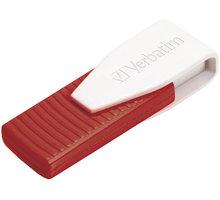 Verbatim Store 'n' Go Swivel 16GB červená - 49814