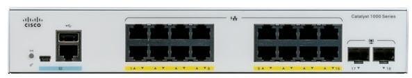 Cisco Catalyst 1000-16FP-2G-L