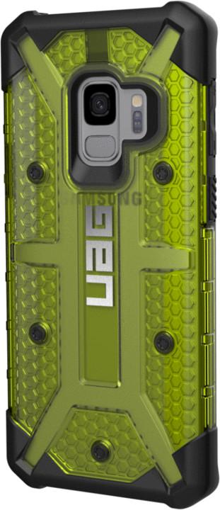 UAG plasma case Citron, yellow - Galaxy S9